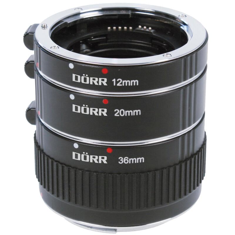 Dörr 12/20/36mm Canon EOS Zwischenringsatz