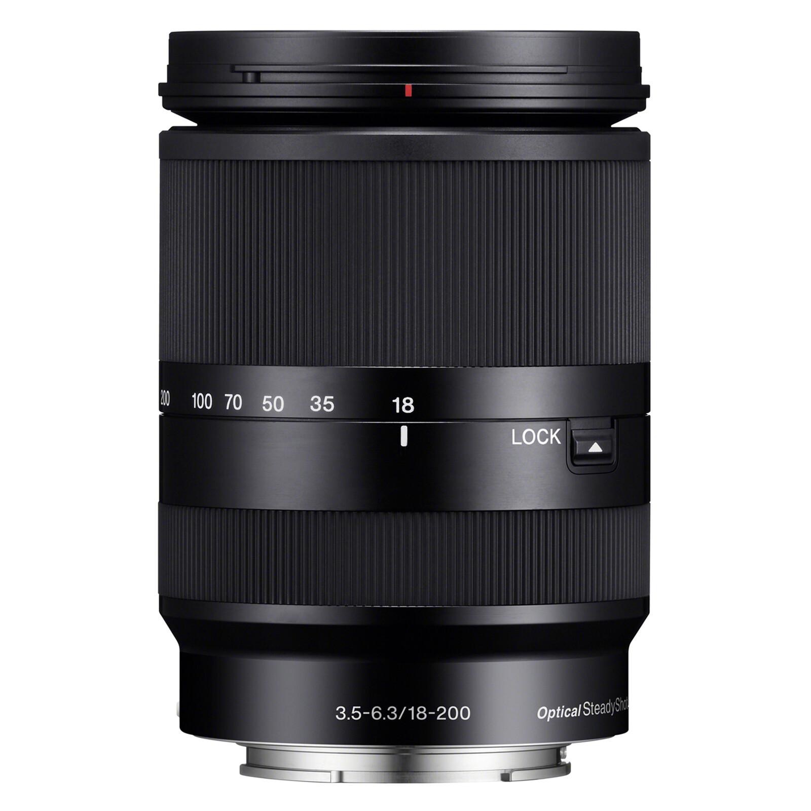 Sony SEL 18-200/3,5-6,3 OSS LE