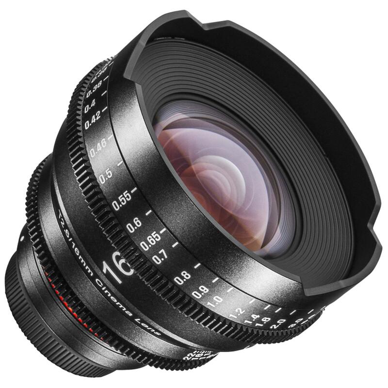 XEEN Cinema 16/2,6 Canon EF Vollformat