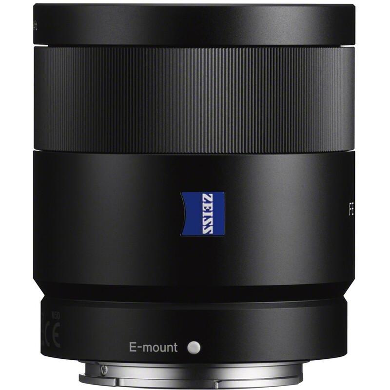 Sony SEL 55/1,8 ZA + UV Filter