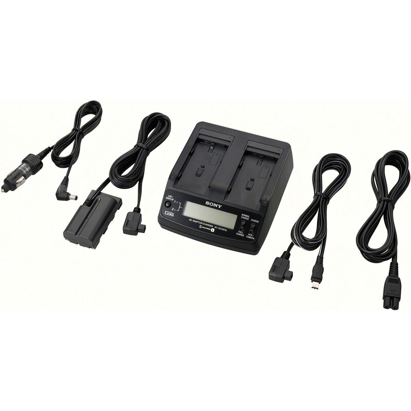 Sony AC-VQ1051D Doppel Schnellladegerät