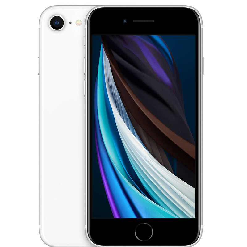 Apple iPhone SE 128GB 2020 weiss