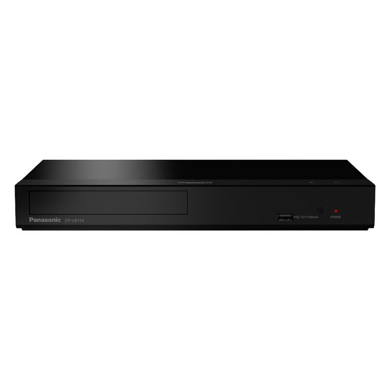 Panasonic DP-UB154EG-K Blu Ray Player schwarz