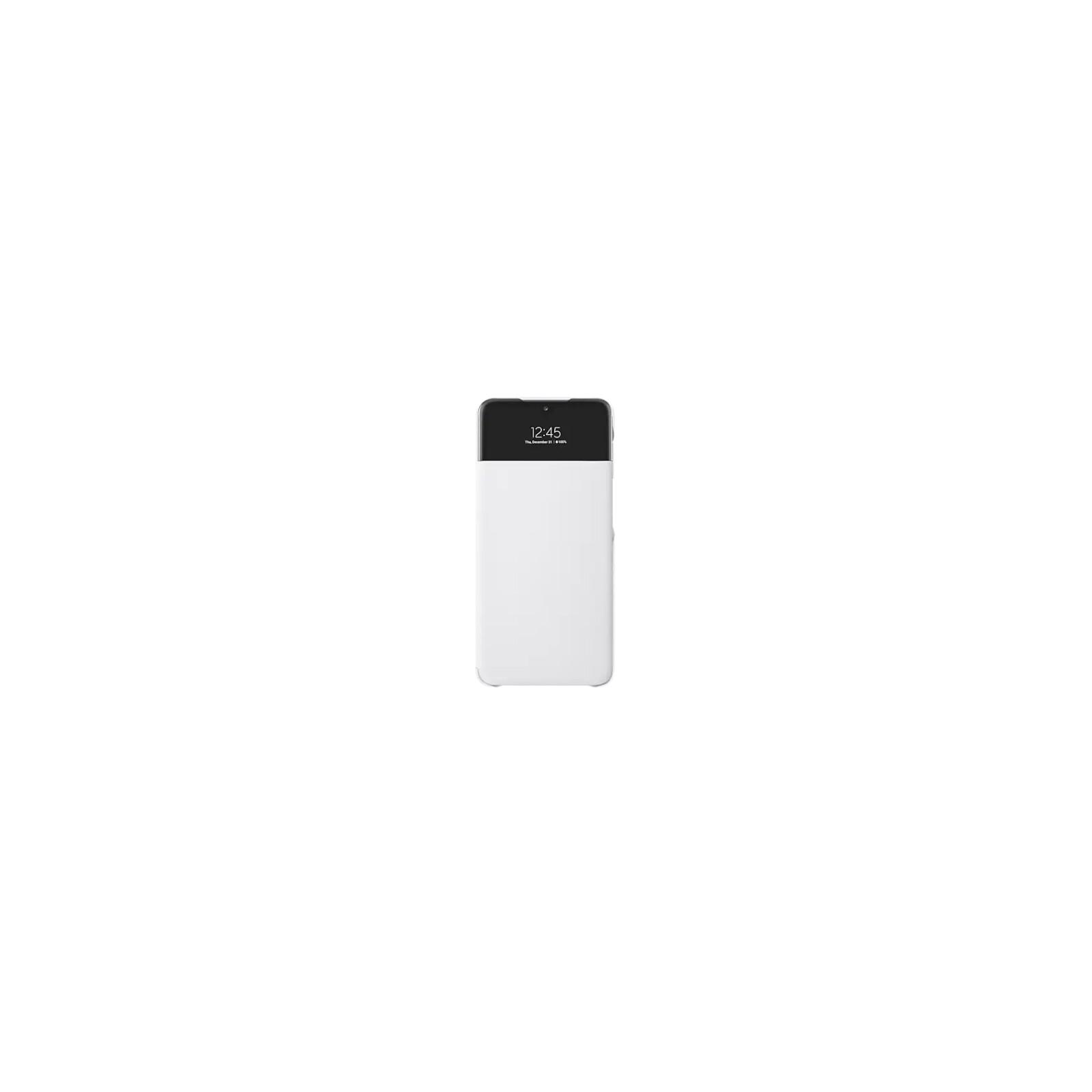Samsung Original Book Tasche S-View Galaxy A32 5G white
