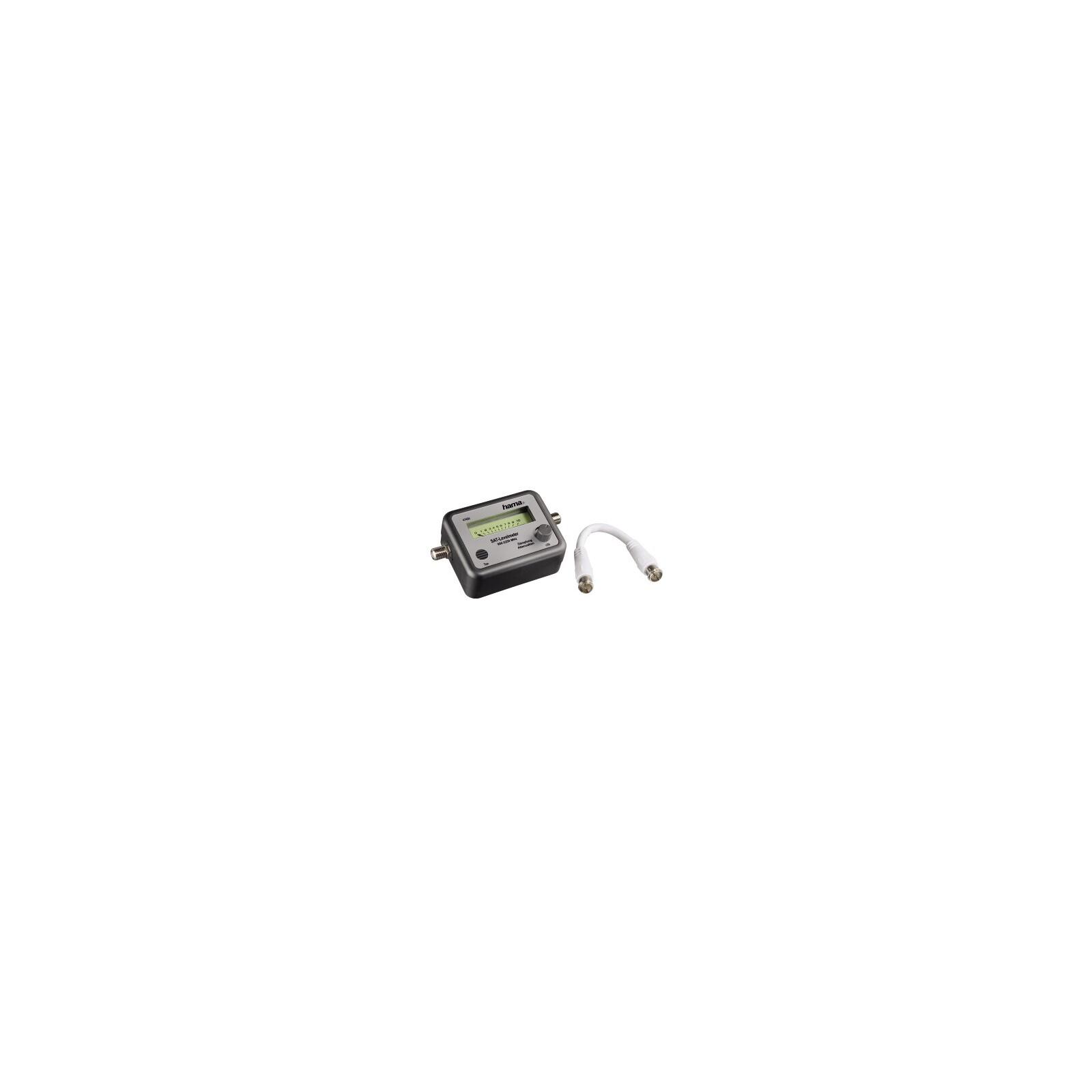 Hama 47454 SAT-Finder mit analoger Anzeige