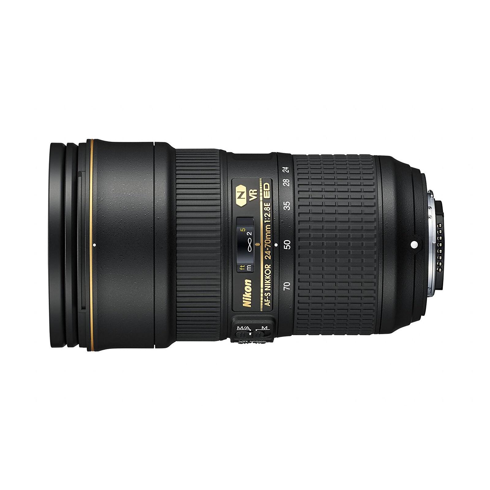 Nikkor AF-S 24-70/2,8E ED VR