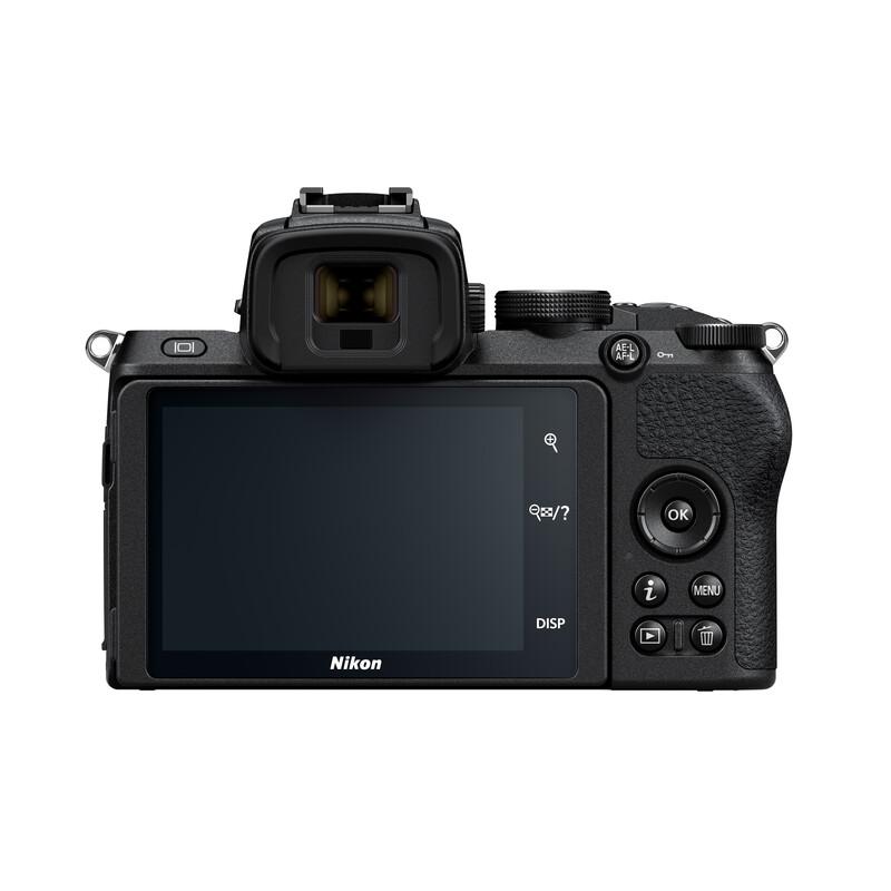 Nikon Z50 Gehäuse + FTZ Adapter