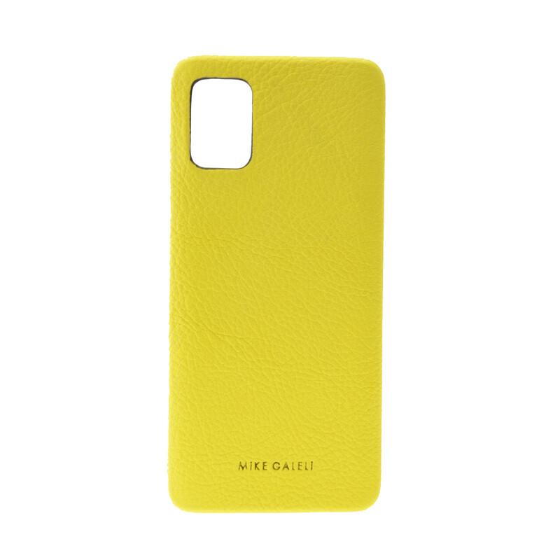Galeli Backcover FINN Samsung Galaxy A51 light lemon