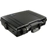 PELI 1495 Case mit Schaumstoff black