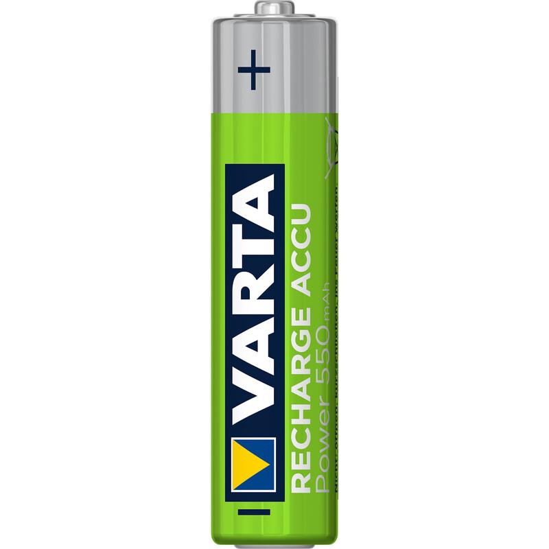 Varta 5674 AAA Power 550mAh 4er