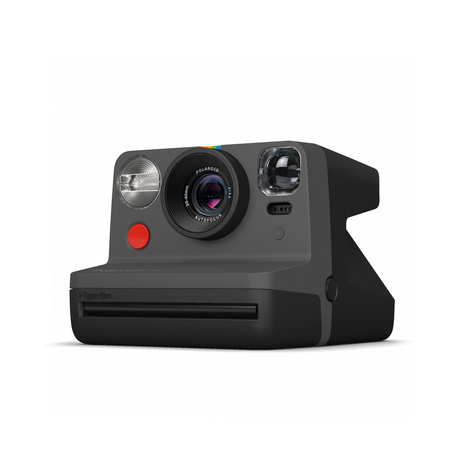 Polaroid Now Everything Box schwarz