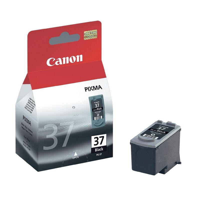 Canon PG-37 Tinte schwarz 11ml
