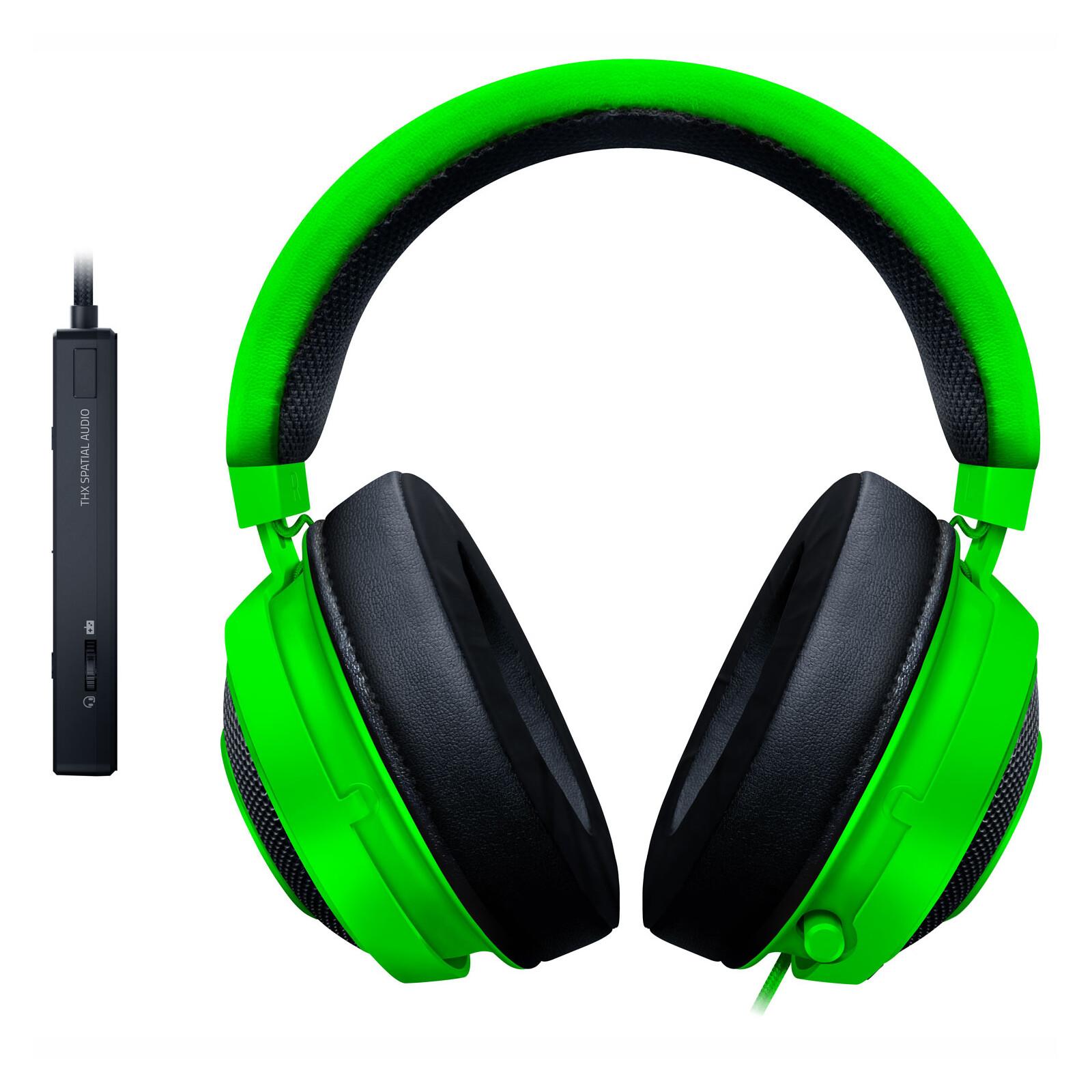 Razer Kraken Tournament Edition Kopfhörer grün