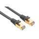 Hama 41898 CAT-5e-Netzwerkkabel STP, vergoldet, geschirmt, G