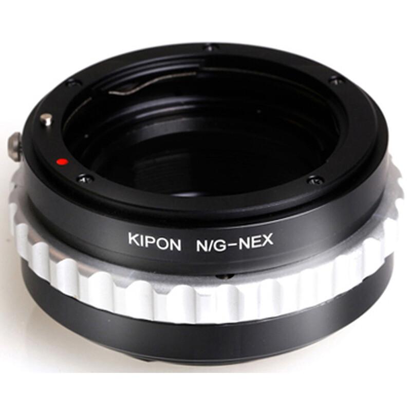 Kipon Adapter für Nikon G auf Sony E