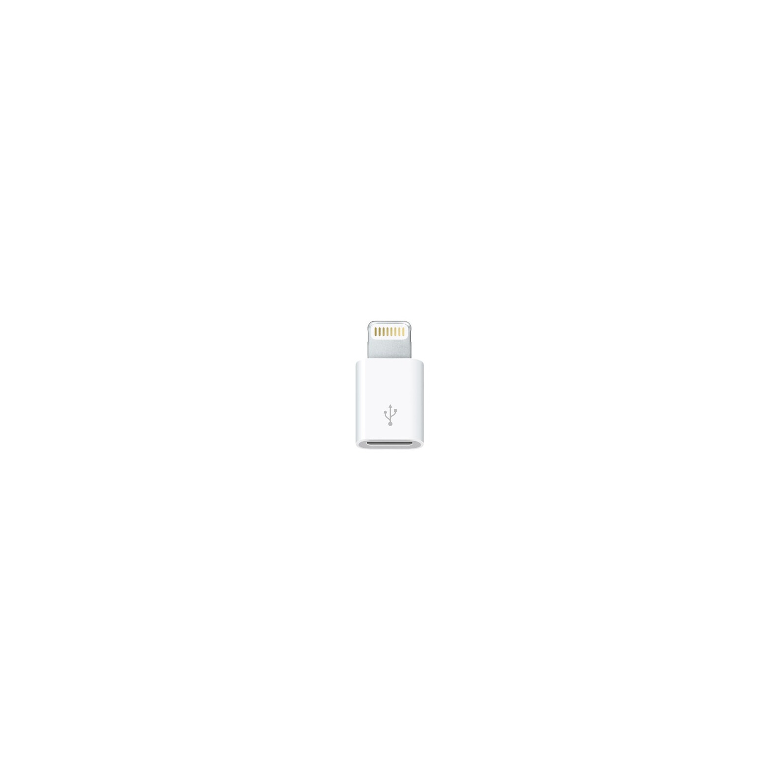 Apple Lightning/Micro USB Adapter