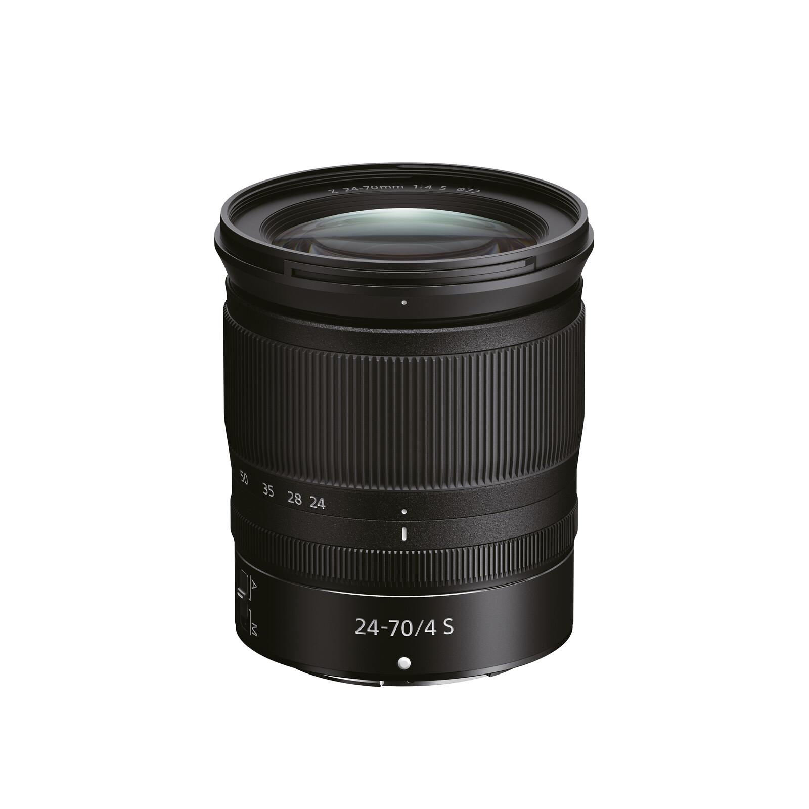 Nikkor Z 24-70/4,0 S + UV Filter