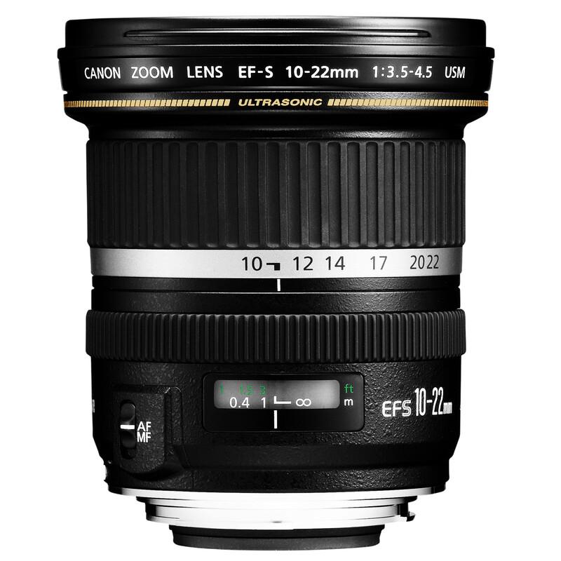 Canon EF-S 10-22/3,5-4,5 USM + UV Filter