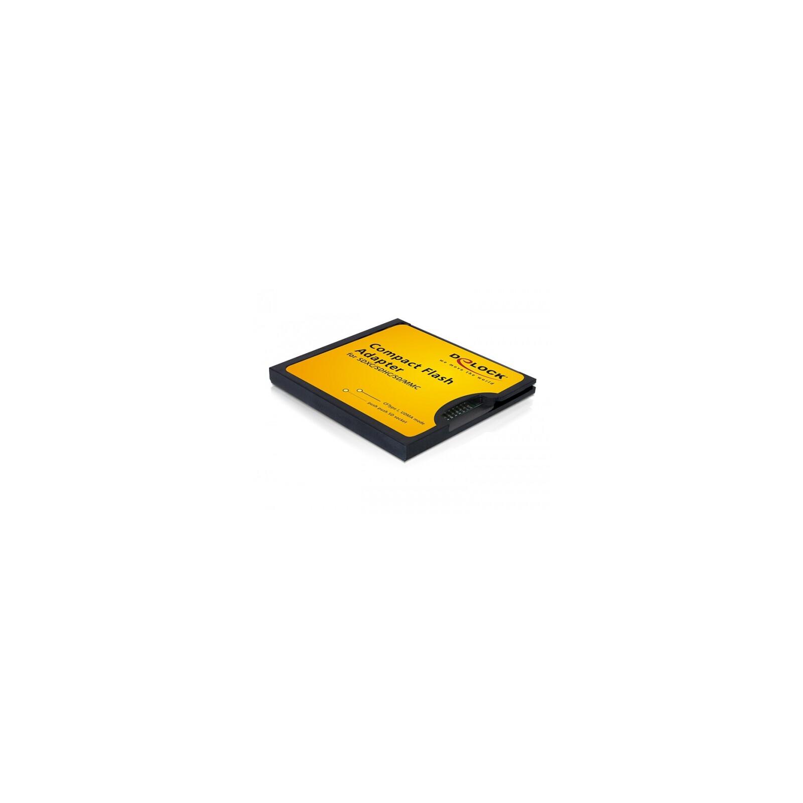 Delock CF Adapter für SD Speicherkarten