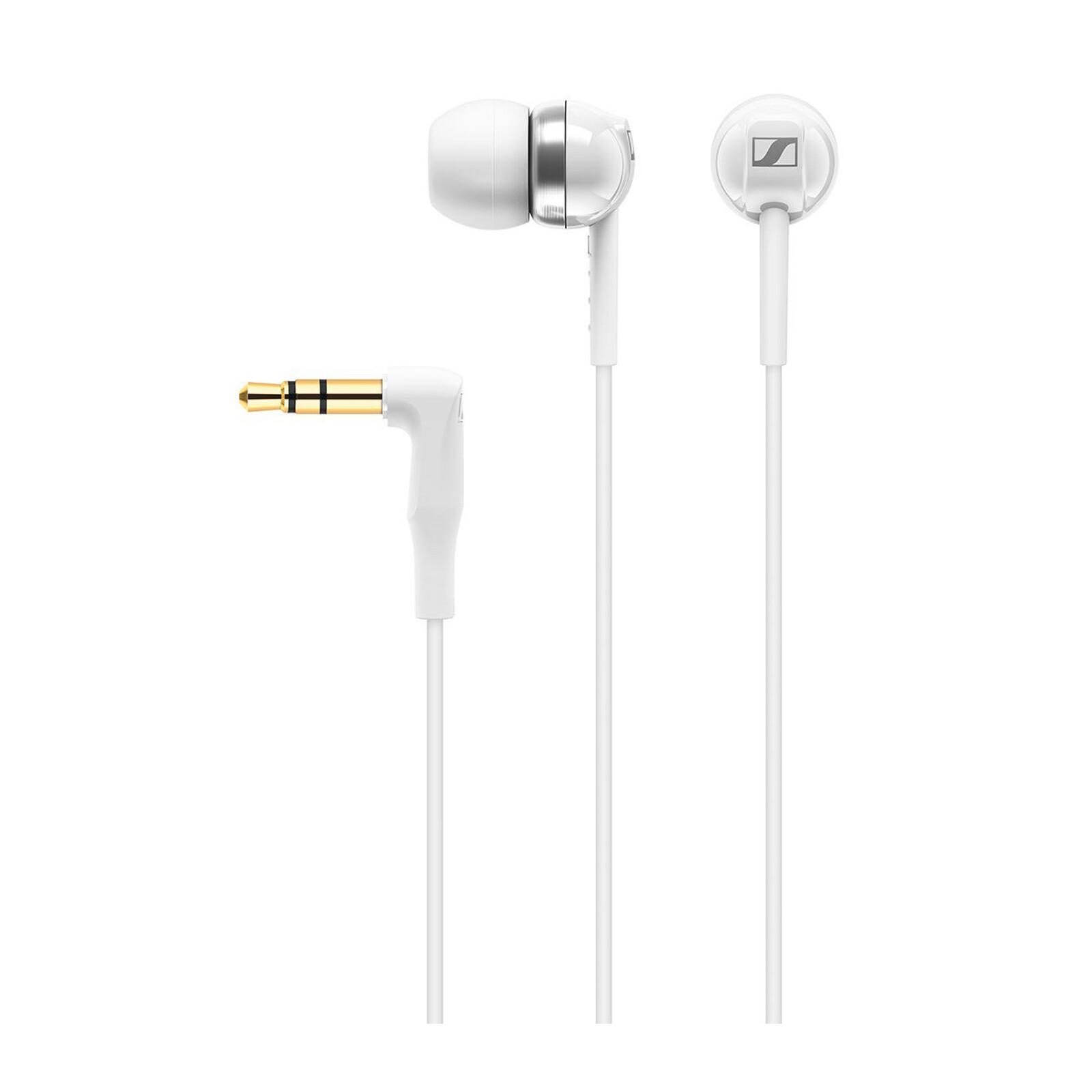 Sennheiser CX 100 Ohrhörer Weiß