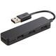 Hama 12324 USB-Hub 1:4 Slim