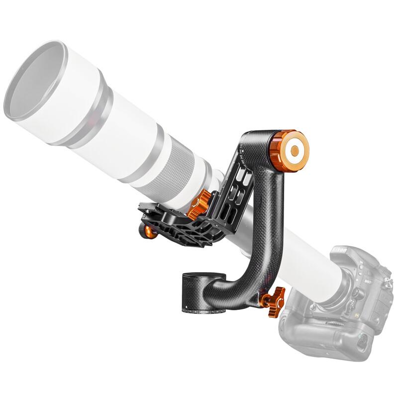 walimex pro Carbon Gimbal Head Stativkopf C15