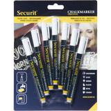 Securit Kreidestifte 1-2mm 7er weiß