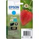 Epson 29XL T2992 Tinte Cyan 6,4ml