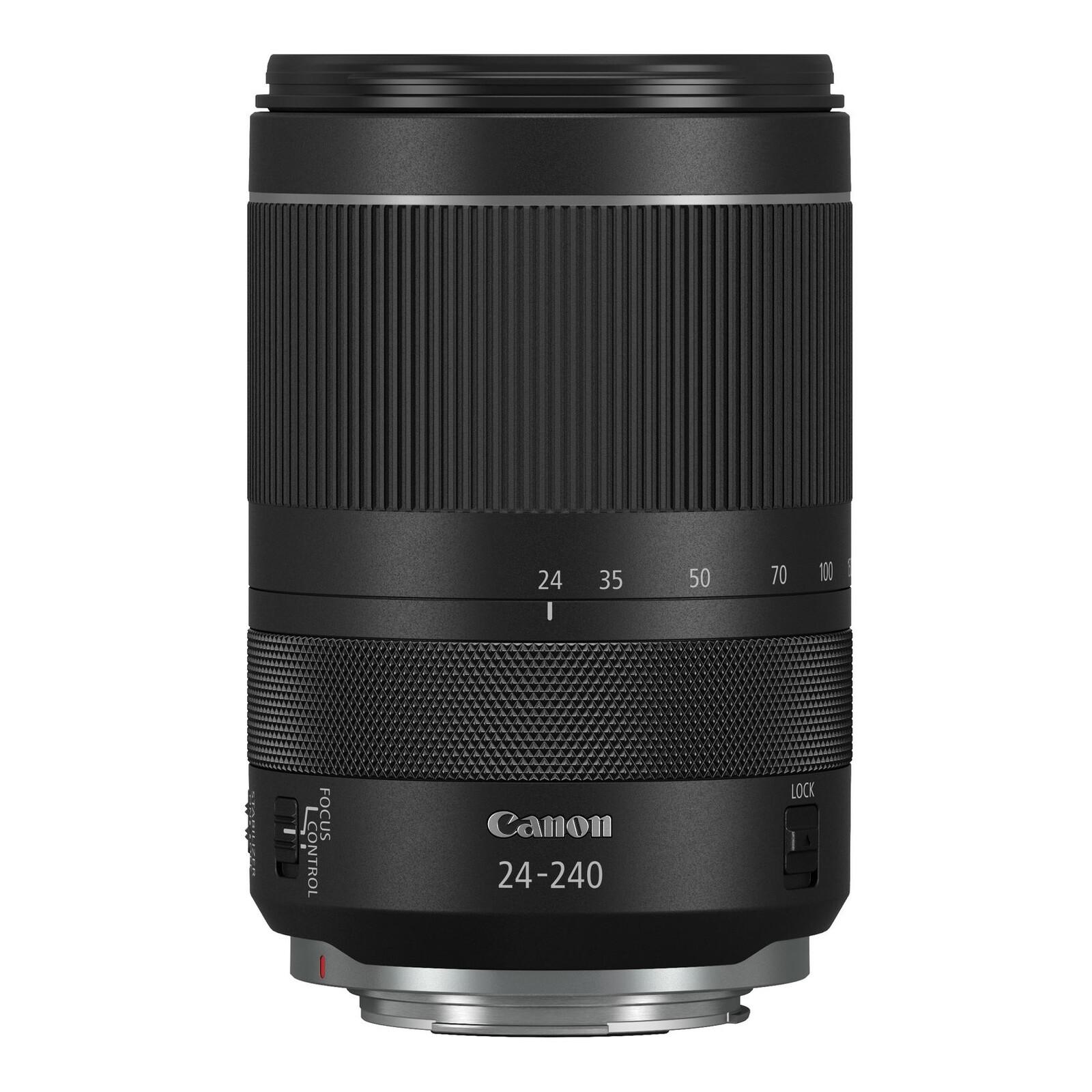 Canon RF 24-240/4,0-6,3 IS USM