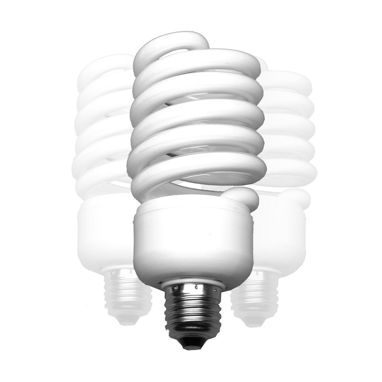 walimex Spiral-Tageslichtlampe 50W, 3er Set