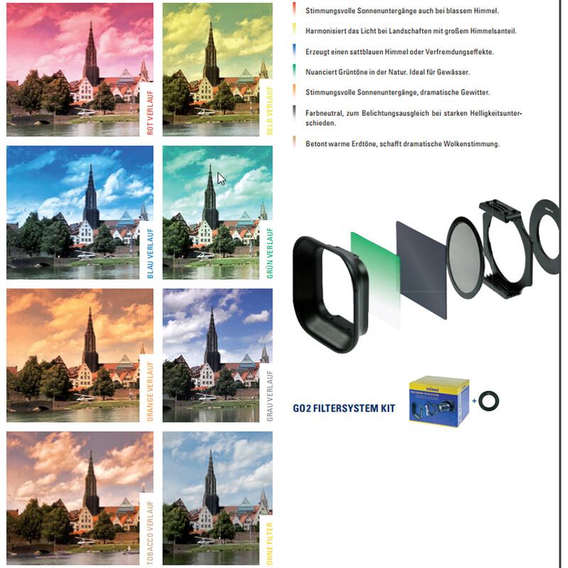 Dörr Go2 Filtersystem Kit