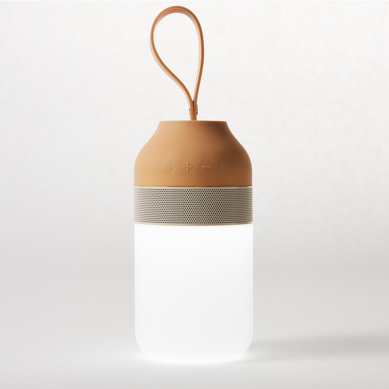 Nabo Sound Two - LED Outdoorleuchte mit Bluetooth Audio