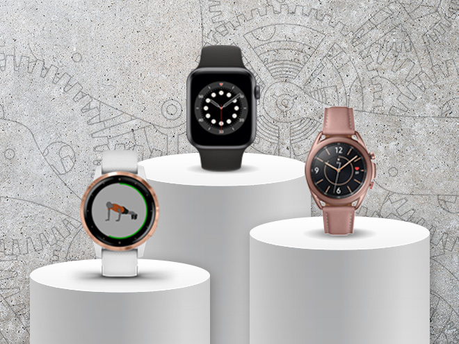 Smartwatchvergleich