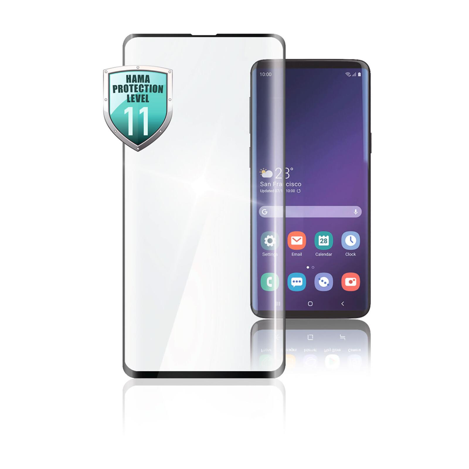 Hama 3D Full Screen Displayschutzglas Samsung Galaxy S20Plus