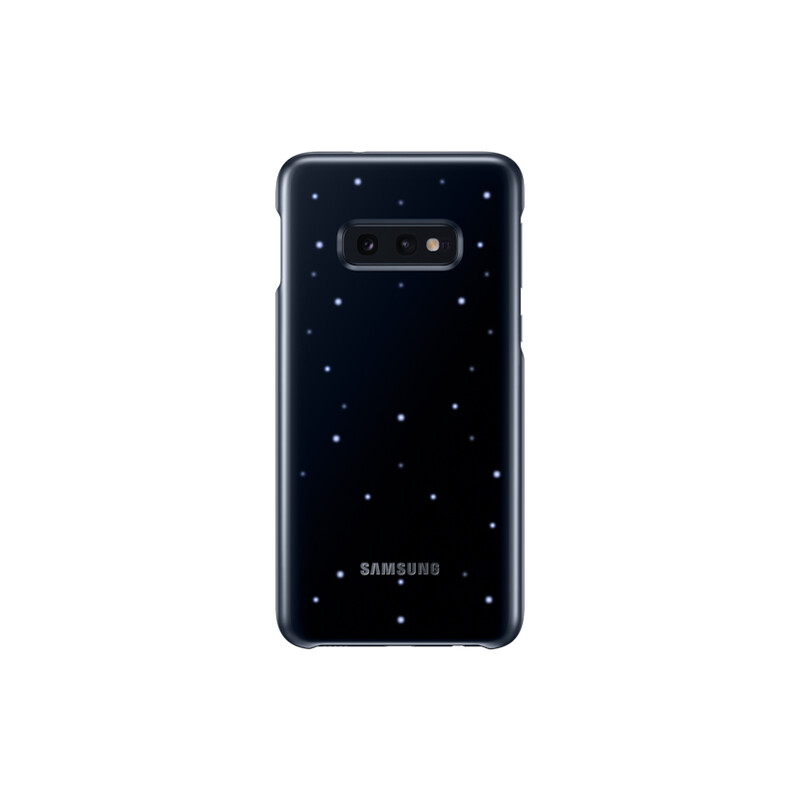 Samsung Back Cover LED Galaxy S10e schwarz