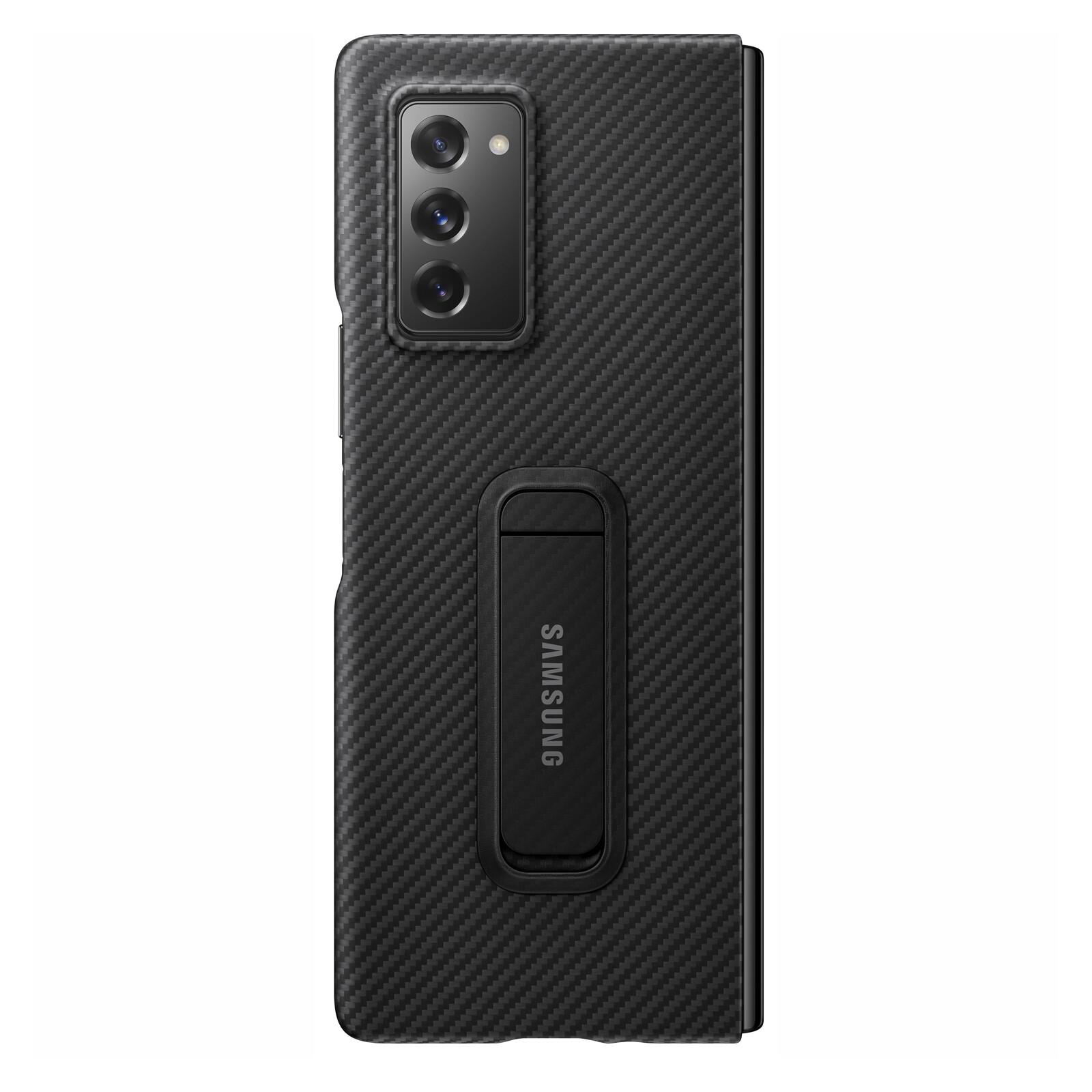 Samsung Aramid Stand Cover Galaxy Fold 2 schwarz