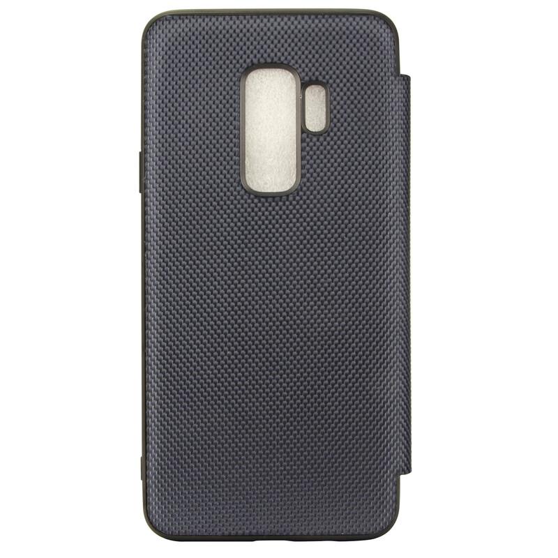 Felixx Book Tasche Lyon Samsung Galaxy S9 Plus Blau