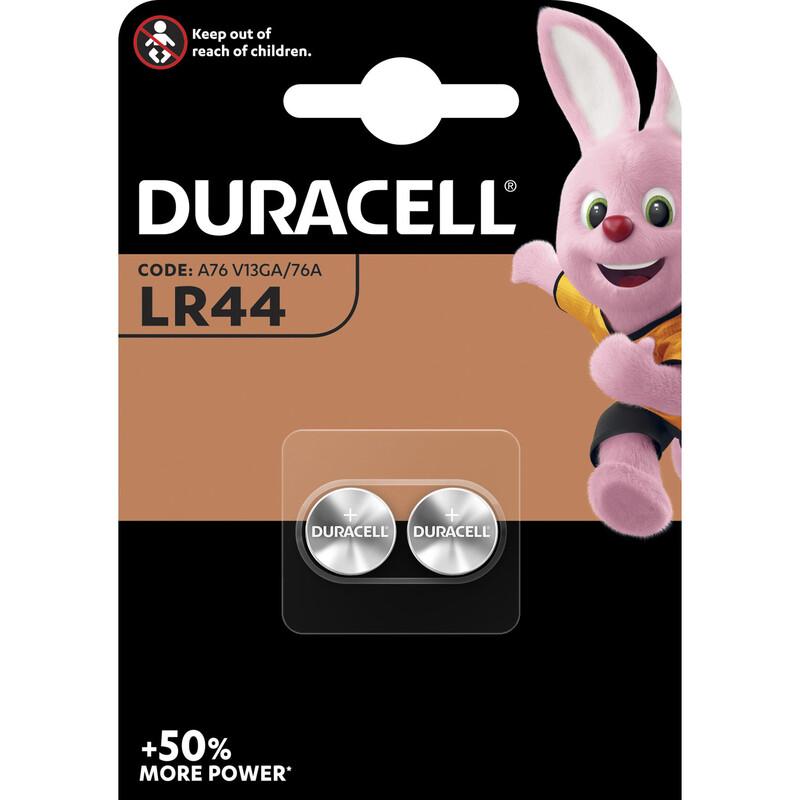 Duracell LR 44 2er