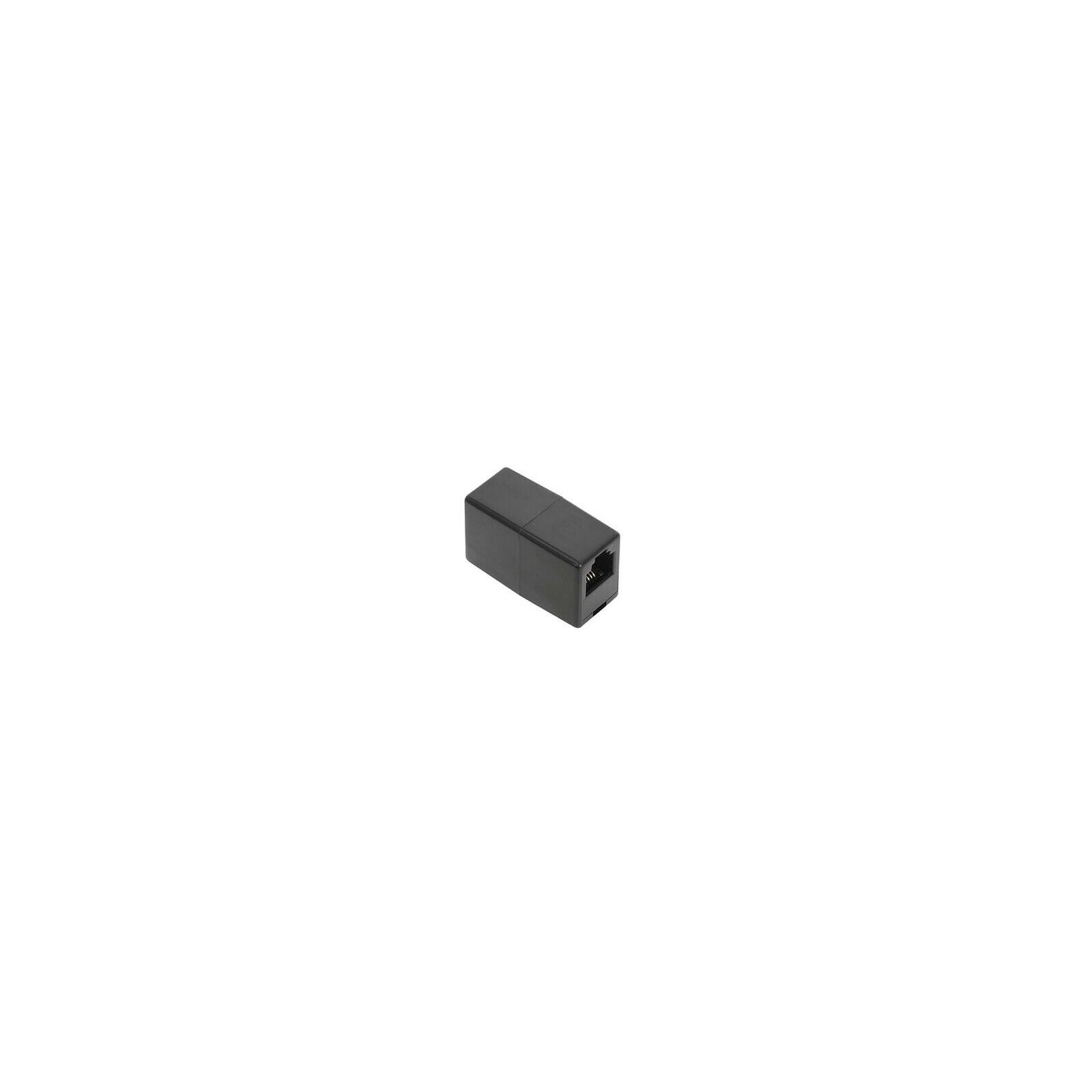 Hama 44854 Modular-Adapter, Kupplung 6p4c - Kupplung 6p4c