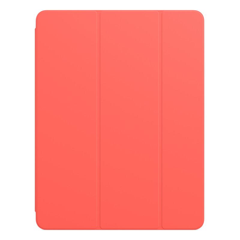 "Apple iPad Pro 12.9"" 4. Gen Smart Folio zitruspink"