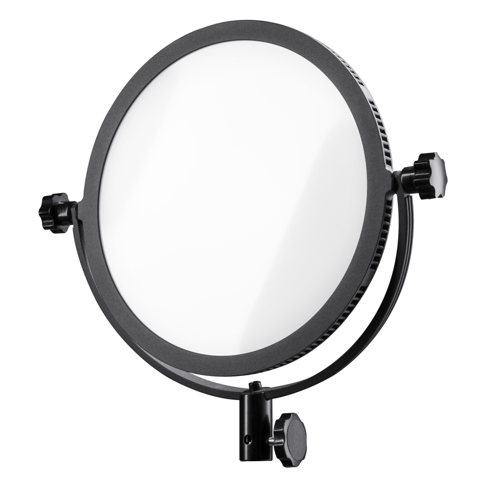walimex pro Soft LED 300 Round Bi Color Set1