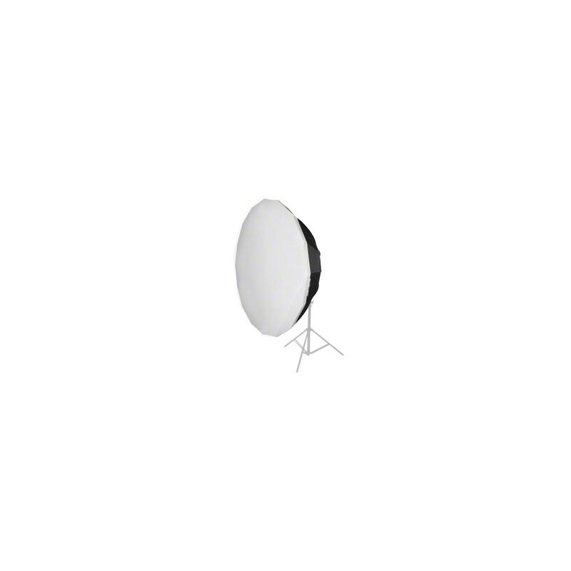 walimex pro 16-Winkel-Softbox Ø180cm Hensel EH