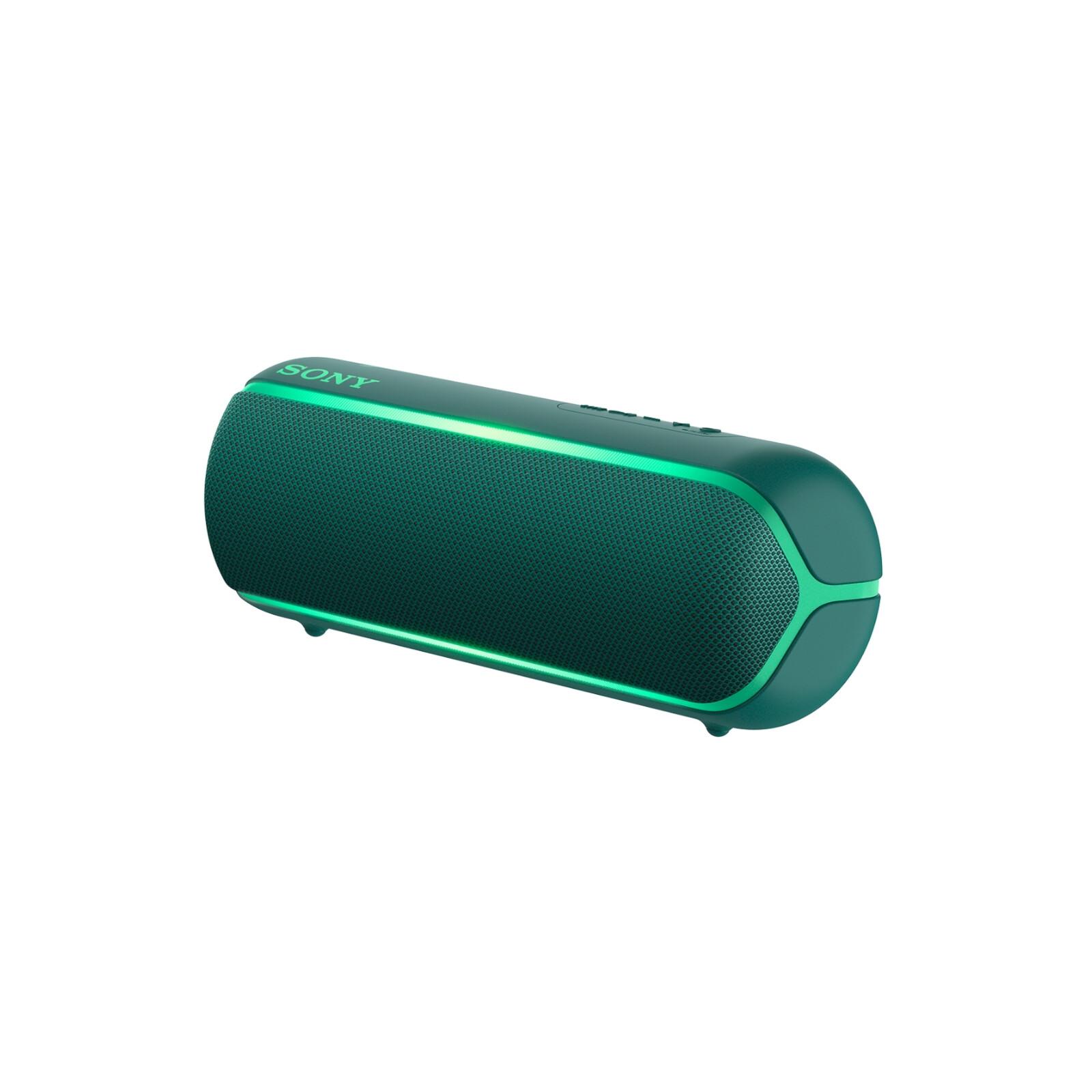 Sony SRS-XB22G BT Lautsprecher grün