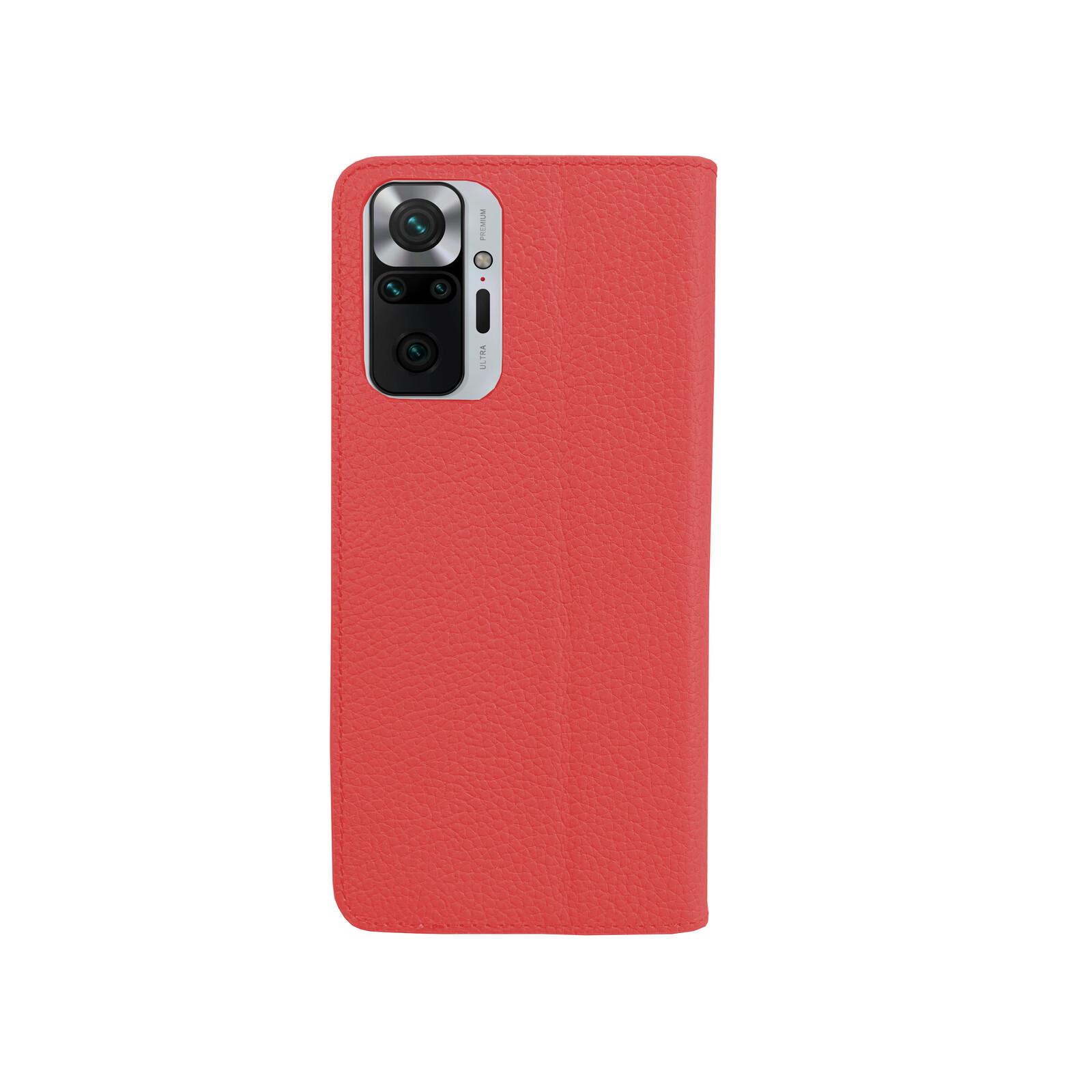 Galeli Book Case Marc Xiaomi Redmi Note 10 Pro austrian red