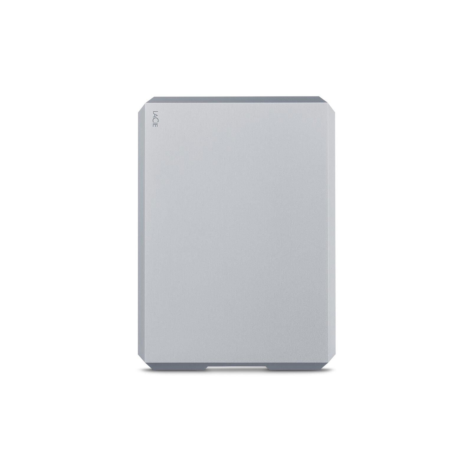 """LaCie Mobile Drive 4TB, 2.5"""", USB C, Weltraum Grau, MAC"""
