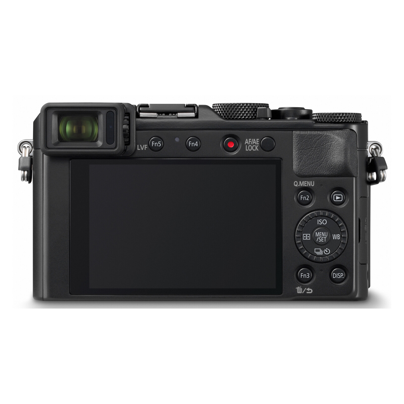 Panasonic DC-LX100M2EG Black