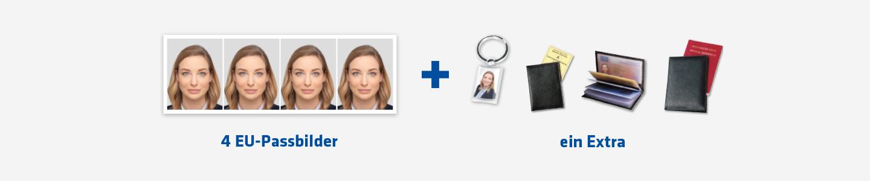 Klassische Passfotos bei Hartlauer