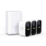 Eufy Cam 2C 3-Cameras + HomeBase Set