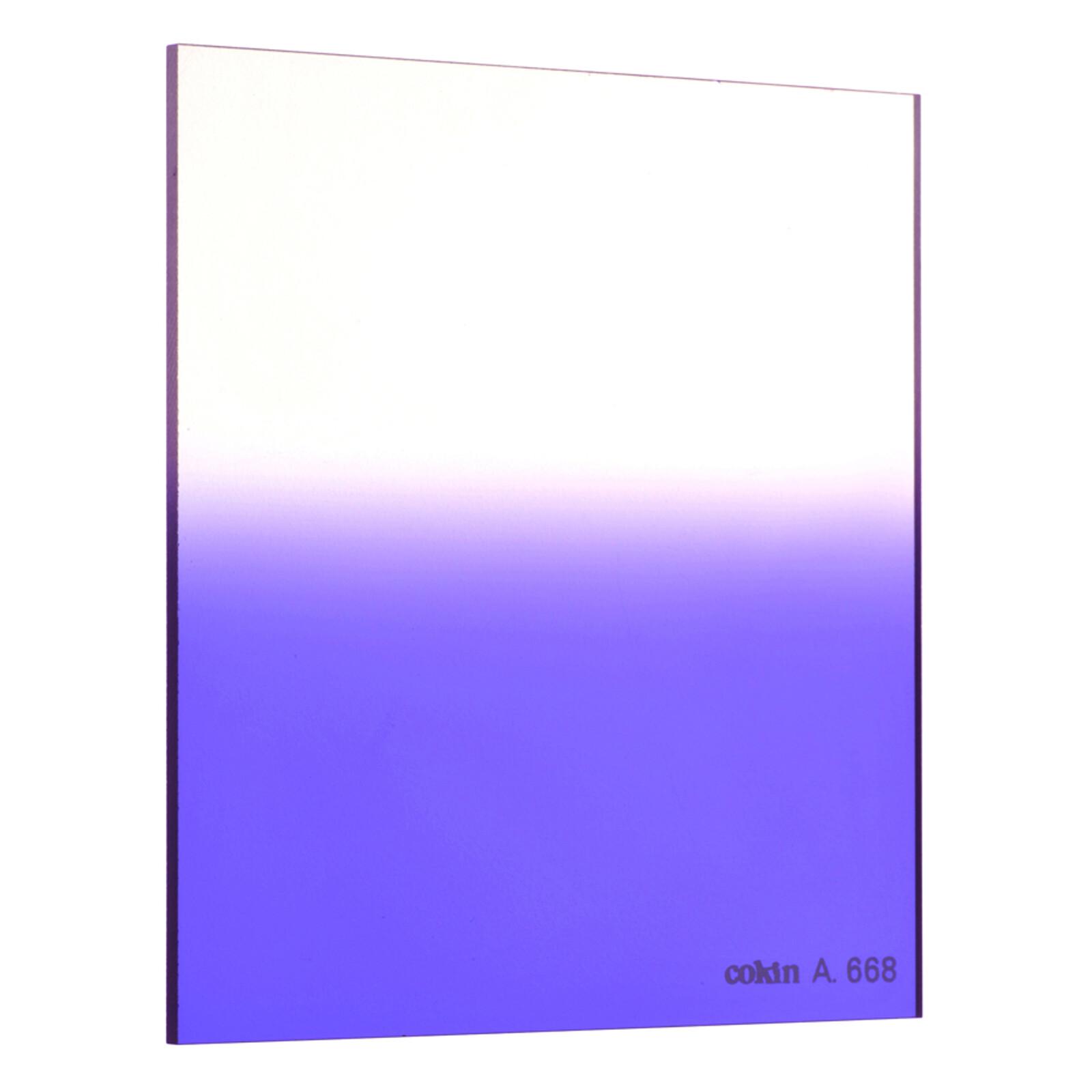 Cokin A668 Verlauf leuchtend Violett 1