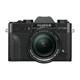 Fujifilm X-T30 + XF 18-55 + XF 55-200 OIS KIT schwarz